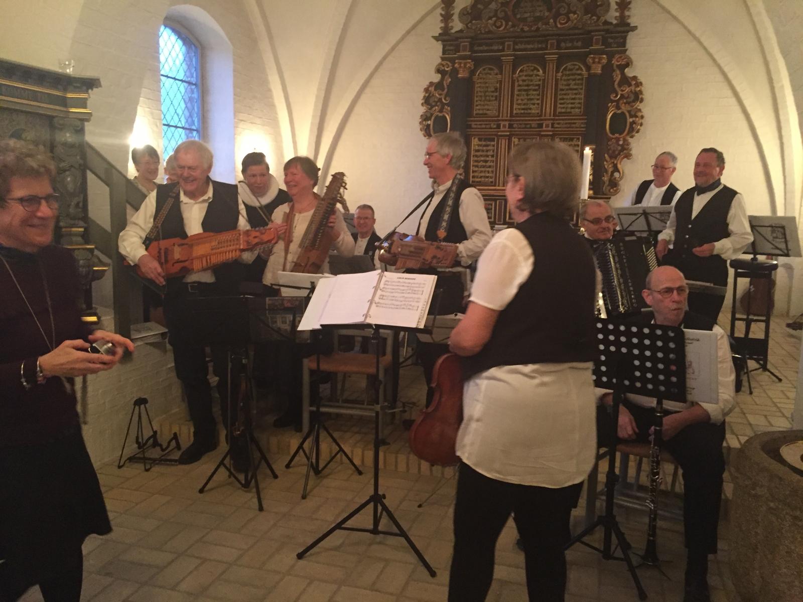 De Dysted Spillefolk i Fuglebjerg Kirke 025