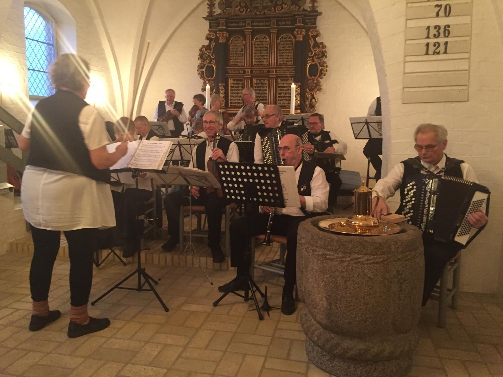 De Dysted Spillefolk i Fuglebjerg Kirke 030