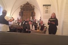 Fuglebjerg kirke Januar 2017
